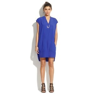 🌟Madewell Blue tunic dress 🌟